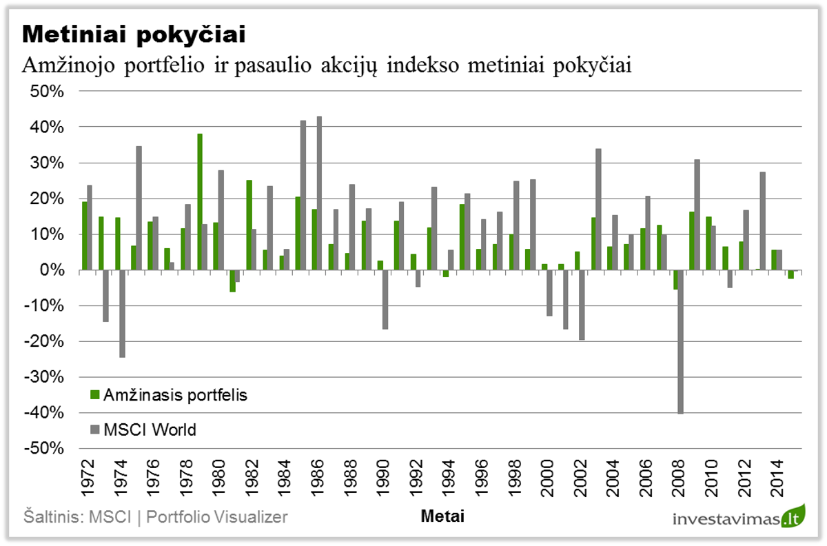 akcijų portfelio diversifikavimo strategija